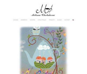 Поръчайте сайт като mienacholakova.com